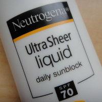 Neutrogena UltraSheer Face & Body Stick Sunscreen, SPF 70 1.5 oz.(pack of 3) uploaded by Nique '.