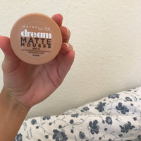 Maybelline Dream Matte® Mousse Foundation uploaded by MaryRose M.