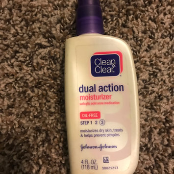 Photo of Clean & Clear® Essentials Dual Action Moisturizer uploaded by Kadi S.