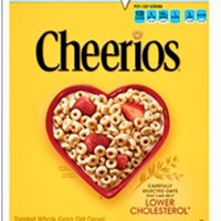 Cheerios General Mills Cereal uploaded by Barb A.