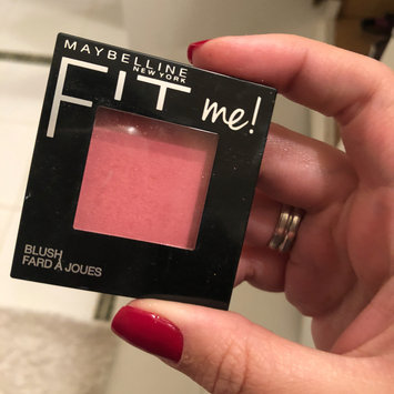 Photo of Maybelline Fit Me! Blush uploaded by Eduarda C.