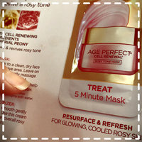 L'Oréal Paris Age Perfect® Cell Renewal Rosy Tone Moisturizer uploaded by N M.