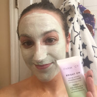 FARMACY Bright On Massage-Activated Vitamin C Mask with Echinacea GreenEnvy™ uploaded by Heather H.