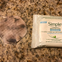 Simple Water Boost Micellar Make-Up Remover Eye Pads uploaded by Ruth E.