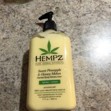 Photo of Hempz Sweet Pineapple & Honey Melon Moisturizer uploaded by Rally M.