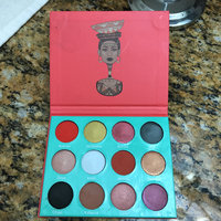 Juvias Place The Saharan Eyeshadow Palette uploaded by lauren s.