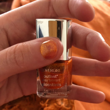 Photo of COVERGIRL Outlast Stay Brilliant Nail Gloss uploaded by Cara C.