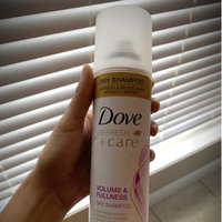 Dove Volume And Fullness Dry Shampoo uploaded by Carlyn O.