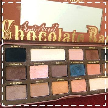 Photo of Too Faced Semi Sweet Chocolate Bar Eyeshadow uploaded by Alba F.