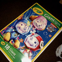 Crayola Paw Patrol Giant Colouring Pages uploaded by Ana V.