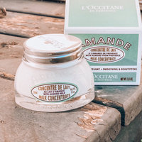 L'Occitane Almond Milk Concentrate uploaded by Helen K.