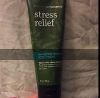 Bath & Body Works Aromatherapy- Stress Relief Hand Cream uploaded by Claudia E.