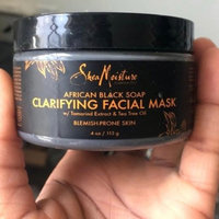 SheaMoisture Raw Shea Butter Facial Mask uploaded by Aquila S.