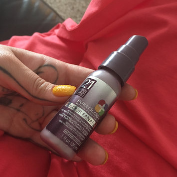 Photo of Pureology Colour Fanatic Multi-Benefit Leave-In Treatment uploaded by Ella P.