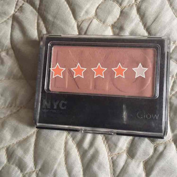 NYC Color Cosmetics NYC Cheek Glow Blush - Prospect Park Rose uploaded by Simply N.