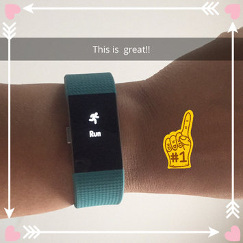 Fitbit uploaded by Jenna G.