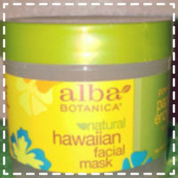 Alba Botanica Hawaiian Facial Mask Pore-fecting Papaya Enzyme uploaded by Hanan S.