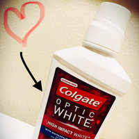Colgate® OPTIC WHITE® WHITENING MOUTHWASH uploaded by Darling S.
