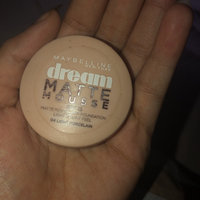 Maybelline Dream Matte® Mousse Foundation uploaded by Nuha N.