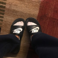Nike Benassi Swoosh Slides uploaded by Eimy L.