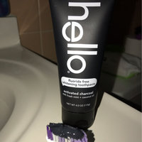 Hello Toothpaste Charcoal Whitening 4 oz uploaded by Amanda L.
