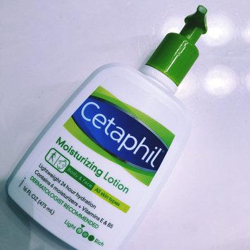 Photo of Cetaphil Moisturizing Lotion uploaded by Ashley ✨.