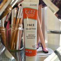 CoTZ Face Sunscreen for Natural Skin Tones uploaded by Irma C.