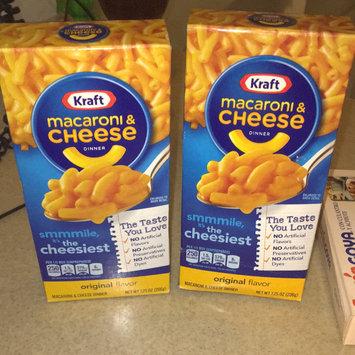 Kraft Macaroni and Cheese Original uploaded by Yarisa S.