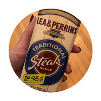 LEA & PERRINS Traditional Steak Sauce 15 OZ SQUEEZE BOTTLE uploaded by Sarah S.
