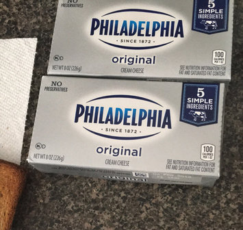 Photo of Philadelphia Cream Cheese uploaded by Yisel C.