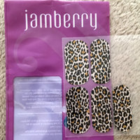 Jamberry Nails Half Sheet Nail Wrap Animal Prints (Natural Leopard) uploaded by Carrie L.