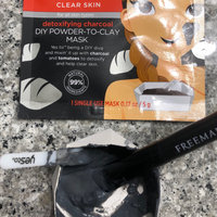 Yes To Tomatoes Detoxifying Charcoal Diy Powder To Clay Mask uploaded by Arlae P.