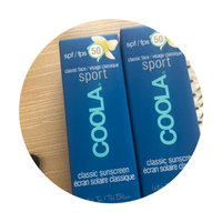 COOLA Sport Face SPF 50 White Tea Organic Sunscreen Lotion uploaded by Kerri O.