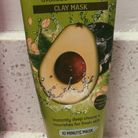 Freeman Feeling Beautiful Purifying Avocado & Oatmeal Clay Mask uploaded by c a r 👣.