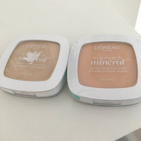 L'Oréal Paris True Match™ Minéral Pressed Powder uploaded by Tania B.