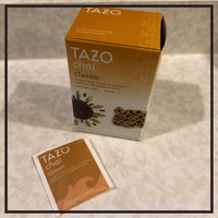 Tazo Chai Classic Black Tea uploaded by Sarah S.