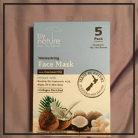 By Nature From New Zealand Moisturizing Coconut Face Mask (5) Pack uploaded by Kaitlin B.