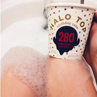 Halo Top Birthday Cake Ice Cream uploaded by marlee ♡.
