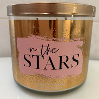 1 Bath & Body Works In The Stars Scented 3-wick Large 14.5 Oz Filled Candle uploaded by Christy C.