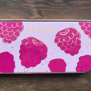 Photo of Too Faced Tutti Frutti Razzle Dazzle Berry Eyeshadow Palette uploaded by Hannah W.