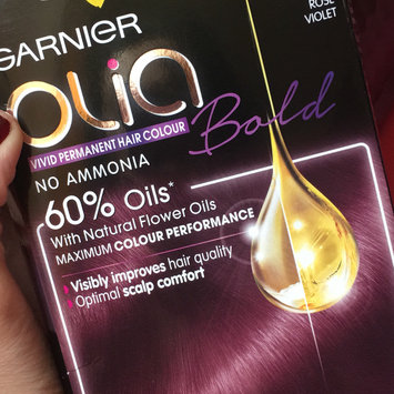 Photo of Garnier® Olia® Oil Powered Permanent Hair Color uploaded by Nursel E.