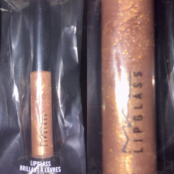 Photo of M.A.C Cosmetics Lipglass uploaded by Peggy O.