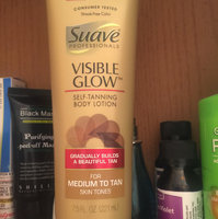 Suave Visible Glow Lotions - Medium to Tan uploaded by Chasity C.