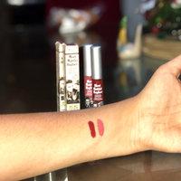 theBalm Meet Matt(e) Hughes® Long Lasting Liquid Lipstick uploaded by Andrea O.