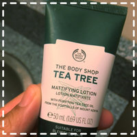 THE BODY SHOP® Tea Tree Mattifying Lotion uploaded by Marco A.