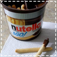 Nutella & Go! Hazelnut Spread + Breadsticks uploaded by Ve L.