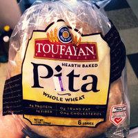Toufayan Whole Wheat Pita Bread, 6 count uploaded by Viktoriya B.