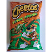 CHEETOS® Crunchy Cheddar Jalapeno Cheese Flavored Snacks uploaded by Tina M.