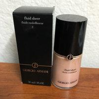 Giorgio Armani Beauty Fluid Sheer uploaded by Surbhi A.