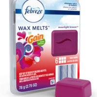 Wax Melt Febreze® Wax Melts Gain® Moonlight Breeze Air Freshener (1 Count, 2.75 oz) uploaded by Tara W.